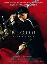 Nahon, Chris. Blood the Last Vampire. 2009