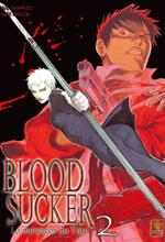 Okuse, Saki – Shimizu, Aki. Bloodsuckers, Le messager du Yato. Tome 2