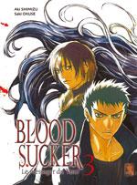 Okuse, Saki – Shimizu, Aki. Bloodsuckers, Le messager du Yato. Tome 3