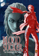 Okuse, Saki – Shimizu, Aki. Bloodsuckers, Le messager du Yato. Tome 8