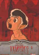 Tezuka, Osamu. Vampires. Tome 1