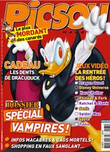 Collectif. Picsou Magazine Octobre 2011