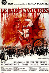 Polanski, Roman. Le bal des vampires. 1967