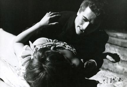 Regnoli, Piero. Des filles pour un vampire. 1961