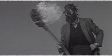 Salkow, Sidney et Ragona, Ubaldo. Le dernier homme sur terre. 1964