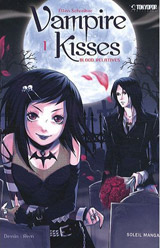 Schreiber, Ellen. Rem. Vampire kisses : Blood Relatives. Tome 1