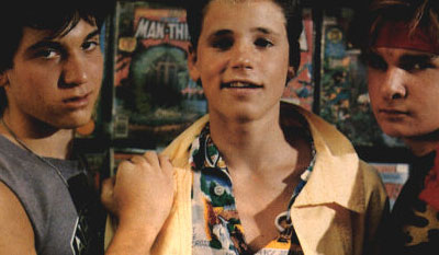 Schumacher, Joel. Génération perdue. 1986