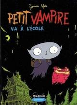 Sfar, Joann. Petit vampire, tome 1. Petit vampire va à l'école