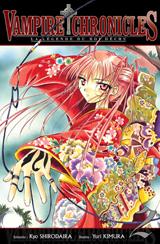Shirodaira, Kyo – Kimura, Yuki. Vampire Chronicles, Tome 2