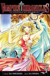 Shirodaira, Kyo – Kimura, Yuki. Vampire Chronicles, Tome 3