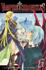 Shirodaira, Kyo – Kimura, Yuki. Vampire Chronicles, Tome 6