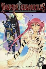 Shirodaira, Kyo – Kimura, Yuki. Vampire Chronicles, Tome 8