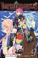 Shirodaira, Kyo – Kimura, Yuri. Vampire Chronicles, Tome 9