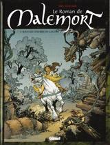 Stalner, Eric. Le roman de Malemort. Tome 1 : Sous les cendres de la lune