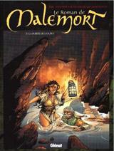 Stalner, Eric. Le roman de Malemort. Tome 2 : La porte de l'oubli