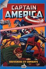 Stern, Roger – Byrne, John – Rubinstein, Joe. Captain America : Souvenirs et combats