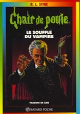 Stine, R.L. Chair de poule, tome 39. Le souffle du vampire