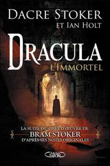 Stoker, Dacre. Interview avec l'auteur de Dracula l'immortel
