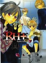 Suwa, Ayako. RH+, tome 2