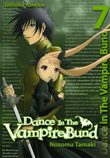Tamaki, Nozomu. Dance in the vampire Bund, tome 7