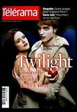 Abescat, Michel. Télérama. Numéro 3094 : Dossier Twilight