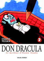 Tezuka, Osamu. Don Dracula. Tome 2