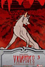 Tezuka, Osamu. Vampires. Tome 3