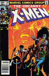 Claremont, Chris – Sienkiewicz, Bill. Uncanny X-men #159