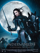 Tatopoulos, Patrick. Underworld 3 : Le Soulèvement des Lycans. 2009
