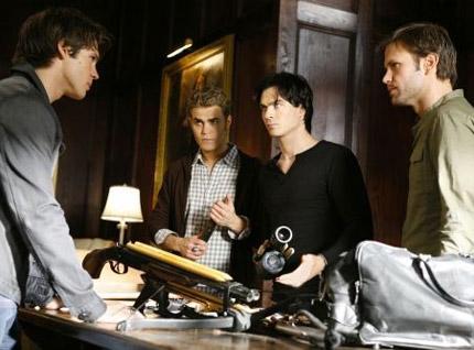 Williamson, Kevin. Vampire Diaries. Saison 2. 2010