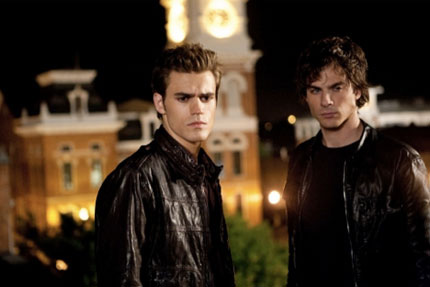 Williamson, Kevin. Vampire Diaries. Saison 1. 2009