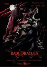 Ward, Philippe – Lemaire, Philippe. Radu Dracula, tome 1