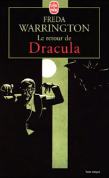 Warrington, Freda. Le retour de Dracula