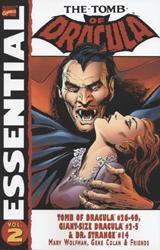 Wolfman, Marv – Colan, Gene. Tomb of Dracula. Tome 2