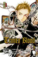 Yoshida, Sunao – Kyujyo, Kiyo. Trinity Blood. Tome 2