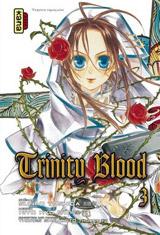 Yoshida, Sunao – Kyujyo, Kiyo. Trinity Blood. Tome 3