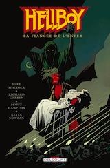 Mignola, Mike – Collectif. Hellboy, tome 12. La fiancée de l'enfer