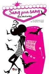 McCarthy, Erin. Sang pour sang