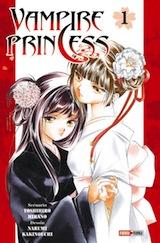 Hirano, Toshihiro – Kakinouchi, Narumi. Vampire princess, tome 1