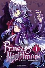 Noguchi, Mei – Karin Entertainment. Princess Nightmare, tome 1