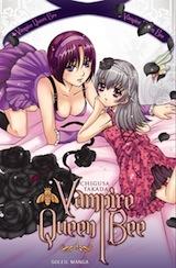 Takada, Chigusa. Vampire Queen Bee. Tome 4