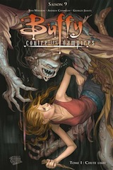 Whedon, Joss – Chamblis, Andrew – Jeanty, George. Buffy contre les vampires, saison 9. Tome 1 : Chute Libre