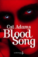 Adams, Cat. Blood song, tome 1.