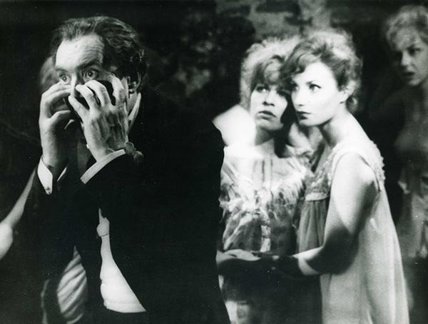 Polselli, Renato. L'orgie des vampires. 1964