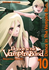 Tamaki, Nozomu. Dance in the vampire Bund, tome 10