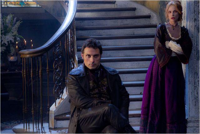Bekmanbetov, Timur. Abraham Lincoln, chasseur de vampires. 2012