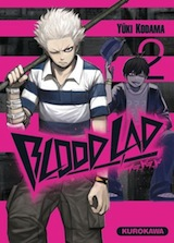 Kodama, Yûki. Blood lad, tome 2
