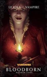 Long, Nathan. Ulrika la vampire, tome 1. Bloodborn