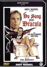 Morrissey, Paul. Du sang pour Dracula. 1974