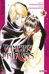 Hirano, Toshihiro- Kakinouchi, Narumi. Vampire Princess, tome 4